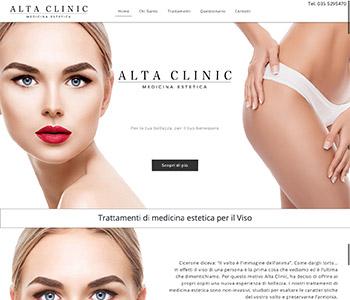 Alta Clinic Medicina estetica Bergamo